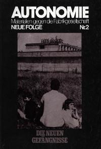 AUTONOMIE N.F. - Nr. 2