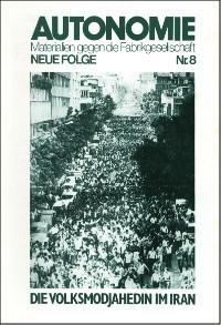 Autonomie N.F. Nr. 8