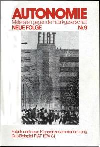 Autonomie N.F. Nr. 9